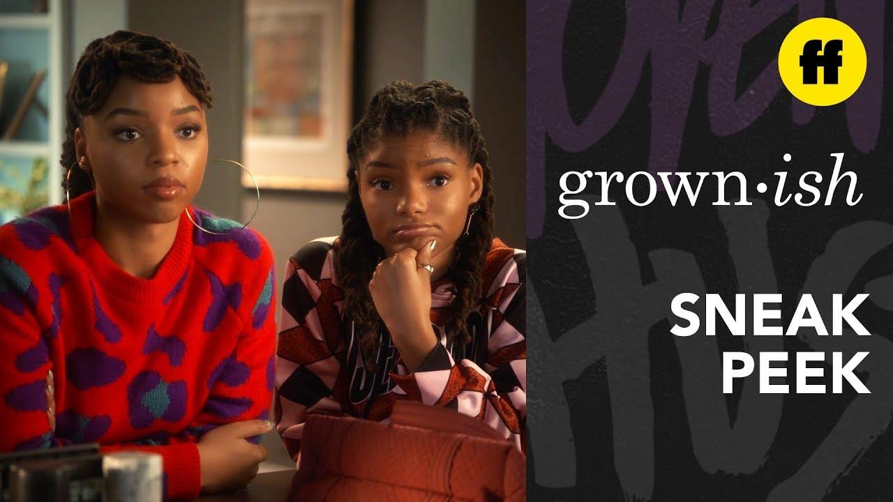 Download grown-ish Season 2, Episode 16   Sneak Peek: Zoey's Weekend Plans   Freeform