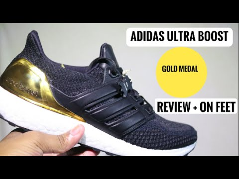 adidas ultra boost gold