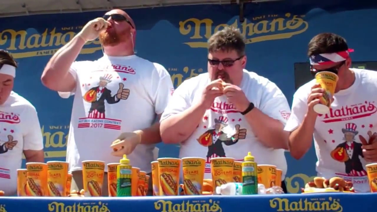 When Is The Hot Dog Eating Contest