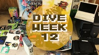 GameStop & Hastings Dumpster Dive - THE GREATEST DIVE EVER! - Week 12