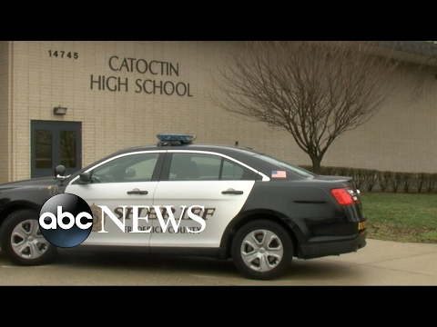 Authorities foil alleged massacre planned for a DC-area school