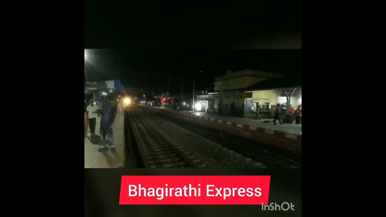 Sealdah Lalgola Bhagirathi Express #shorts