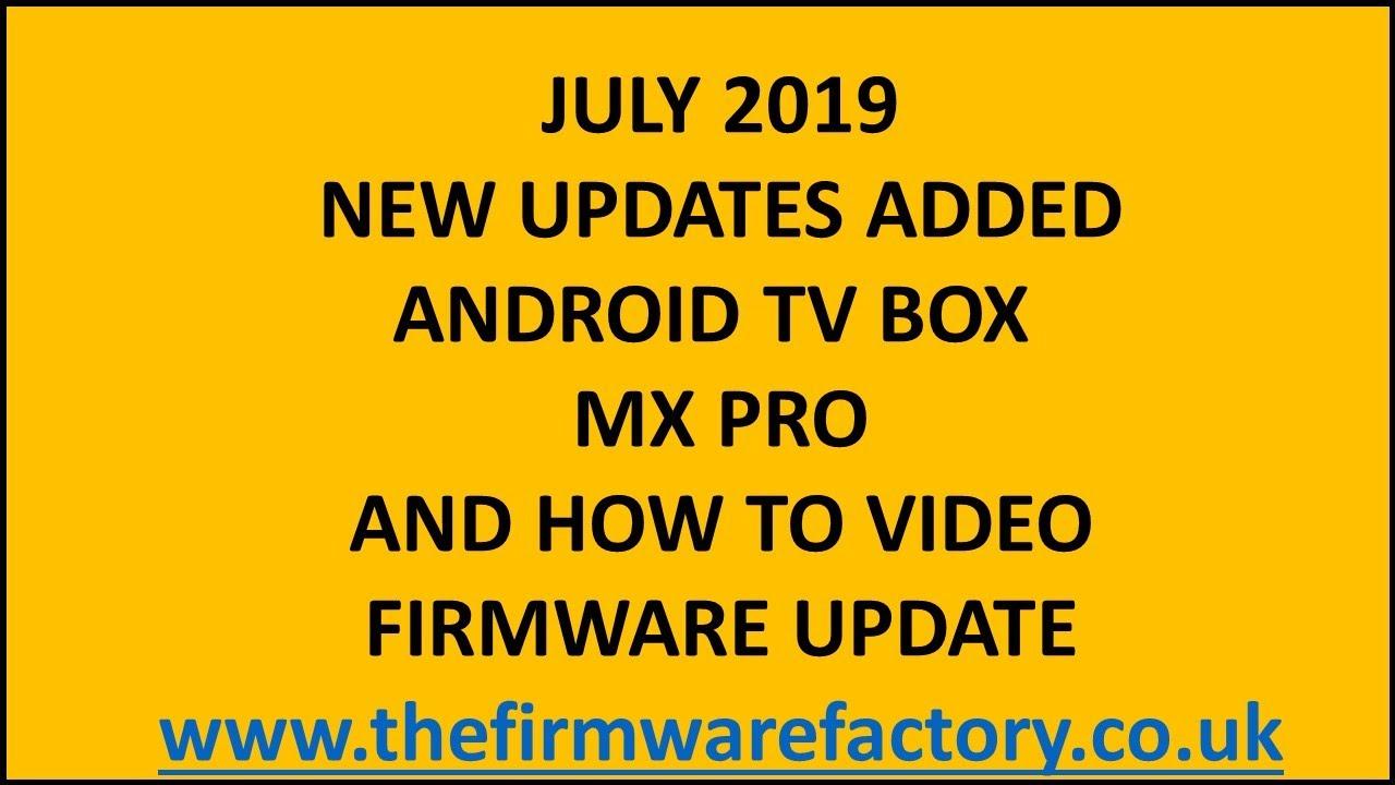 free download mx pro m201 firmware update