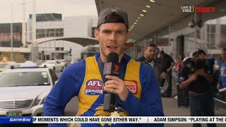 AFL Game Day Post Grand Final (30 Sep 2018)