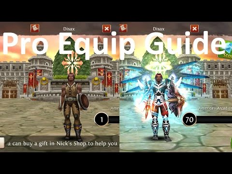 Order And Chaos Online - Pro Equip Guide | Disax