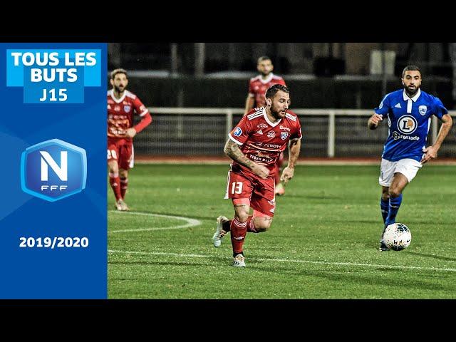 Championnat National, le résumé de la 15e journée : tous les buts I FFF 2019-2020