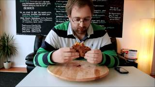 House vs. The Saltdean Sizzler (World's Hottest Pizza)