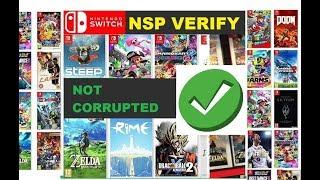 """Link do arquivo """"NSPVerify_v1.01.zip"""" que deve ser descompactado na..."""