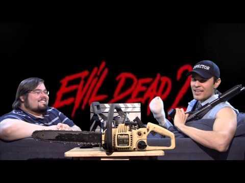 Evil Dead 2 Movie Review - Armchair Directors