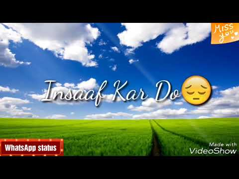 Aata Nahi Yakeen Kya Se Kya Ho Gaya | Whatsapp Status
