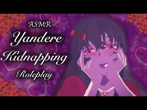 [ASMR] Yandere Kidnapping pt.3 (Amelia)