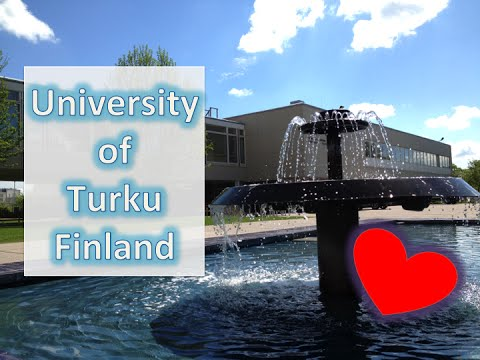 University of Turku ◆ Finland ◆ PhD life