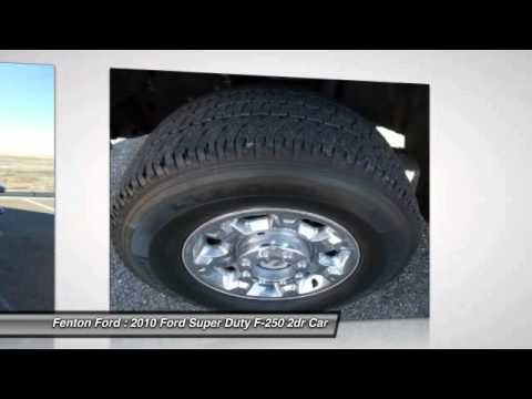 2010 ford super duty f 250 dumas tx aea63038 youtube for Fenton motors of dumas