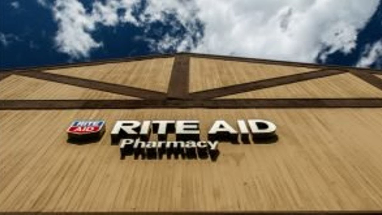 Rite Aid Stock Quote Why Rite Aid Corporation Stock Will Stage A Big Turnaround  Youtube