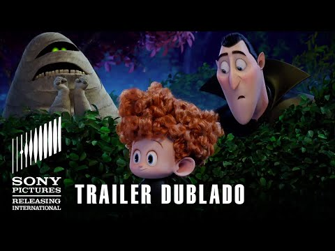 Trailer do filme Hotel Transilvânia