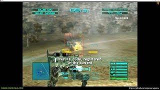 XQEMU Xbox Emulator - GunGriffon: Allied Strike Ingame! (5d4058d / xbox-2.x-rebase)