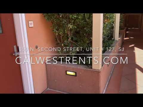 350 North Second Street, Unit # 127, San Jose, Ca 95112