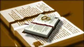 HD Скачать бесплатно свадебные футажи БИБЛИЯ СВАДЕБНЫЕ КОЛЬЦА в хорошем качестве прямая сс