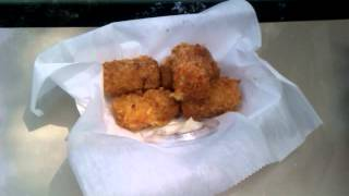 Hand Made Deep Fried Tater Tots