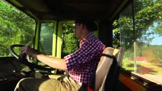 Spitzbua Markus   Resi, i hol di ´mit meim Traktor ab