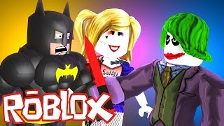 Roblox Adventures / Suicide Squad Tycoon / BECOME THE JOKER!