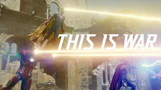 This Is War 30 Seconds To Mars Marvel Cinematic Universe Tribute