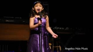 National Anthem Performed by Angelica Hale