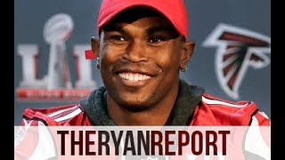 Julio Jones Loses $100k Diamond Earring on Jet Ski + Mayweather McGregor Fight in Theaters : RCMS