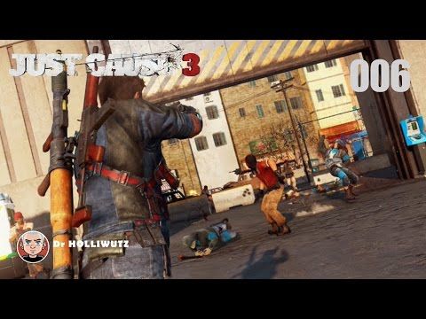 Just Cause 3 #006 - Befreiung von Fortalessa [XBO][HD] | Let's play Just Cause