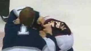 Thrashers vs Oilers Feb 11, 2004