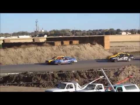 I-76 Speedway - Hornet Feature 11/1/15