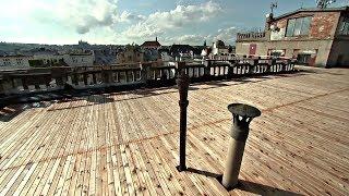 Всего неделю в Праге: насладиться уникальными видами с крыши дворца Люцерна (новости)