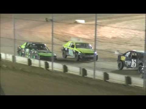Sharon Speedway @SharonSpdwy Mini Stock Feature