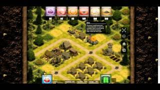 Golden Towns Gameplay - Step 1