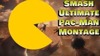"""pAc-MaN iS bAd"" (Smash Bros. Ultimate Montage)"