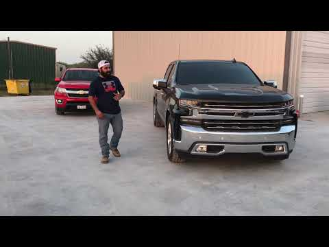 2019 Chevy Z71 4WD equipped with IHC 3/5 Lowering Kit and ...