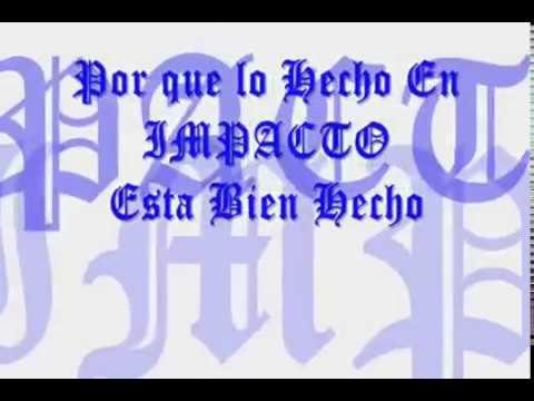 El Rap De Ignacio Avila Santiago - por Dny y Sandra Reyes año 2011