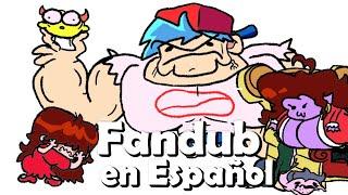 Friday Night Hunkin': Monstruo - Limón Demonio/ Fandub en Español / G4Comics j