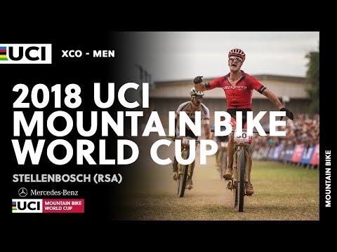 2018 Mercedes-Benz UCI Mountain bike World Cup - Stellenbosch (RSA) / Men XCO