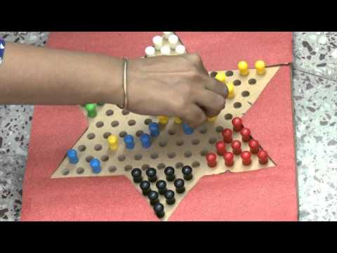 Board Games - Chinese Checkers