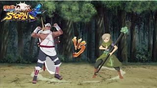 Jinchūriki Battles - Ep. 2 Killer Bee vs Yagura Naruto Shippuden Ultimate Ninja Storm 4