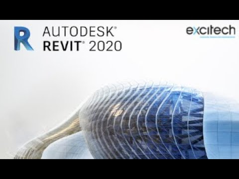 Revit 2020 - New Architectural Features and Updates