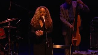 Cassandra Wilson - The Way You Look Tonight [excerpt] (live @ Cartagena Jazz Festival 2015)