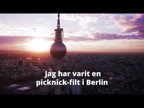 Flygande matta besöker Göteborg