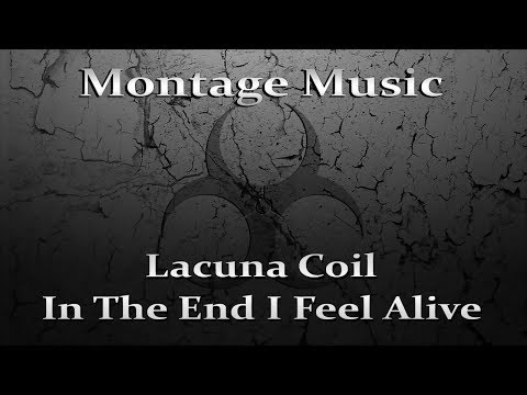 Клип Lacuna Coil - In The End I Feel Alive
