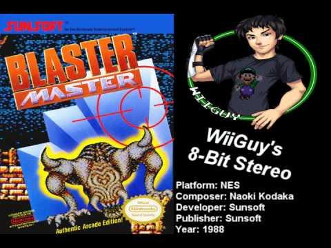 Blaster Master (NES) Soundtrack - 8BitStereo