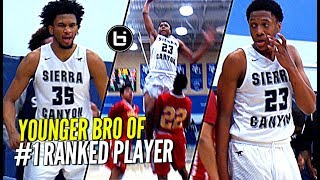 Gambar cover Younger Bro of #1 Player Will Give You BUCKETS Too! Marcus Bagley Mixtape!