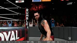 WWE Royal Rumble 2018 Match Prediction WWE 2K18