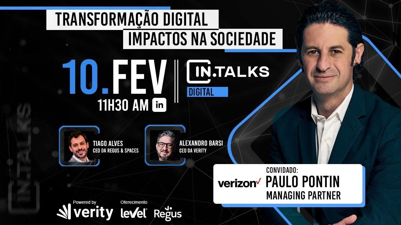 Transformação digital - impactos na sociedade