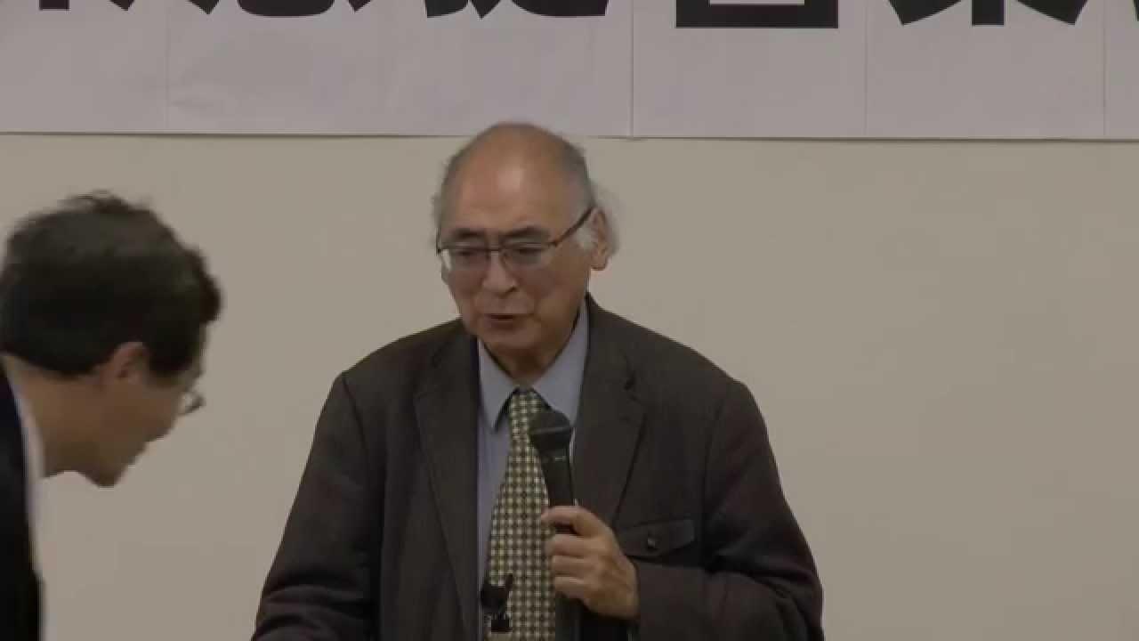 総選挙 緊急提言集会 武者小路公...